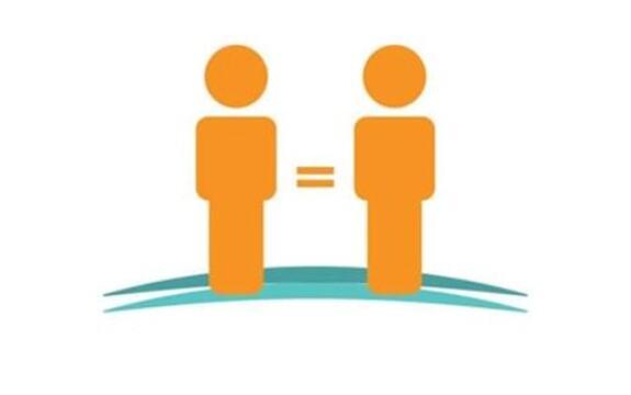 Logoen til prosjektet Kvalitet og deltakelse
