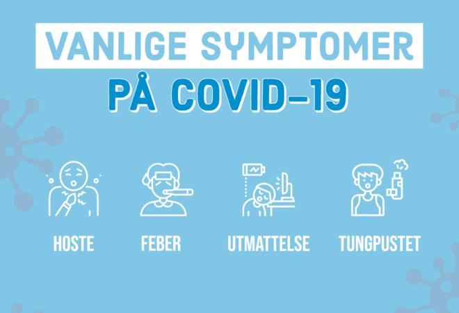 Symptoms of COVID-19 - 43