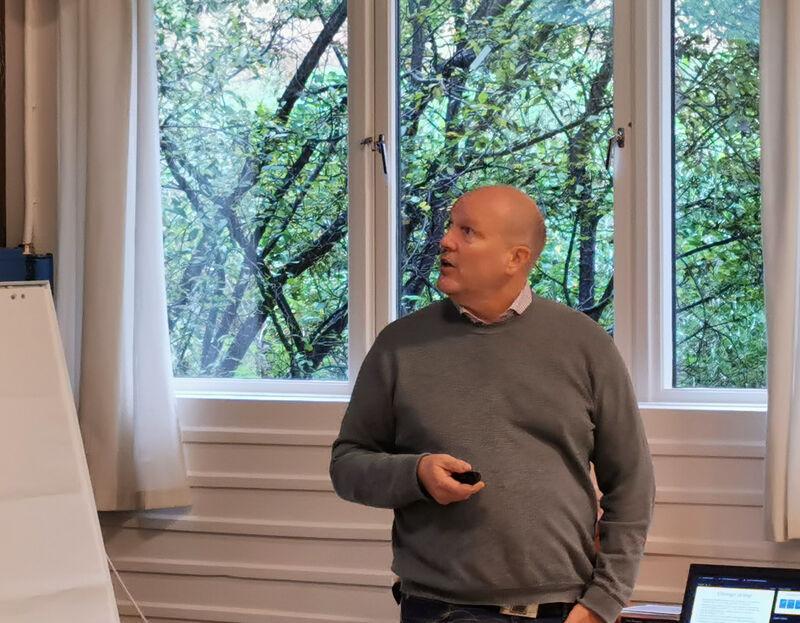 Kursleder Rune Mathiassen v/ Fagakademiet