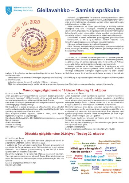 Samisk språkuke 2020 program_Page_1