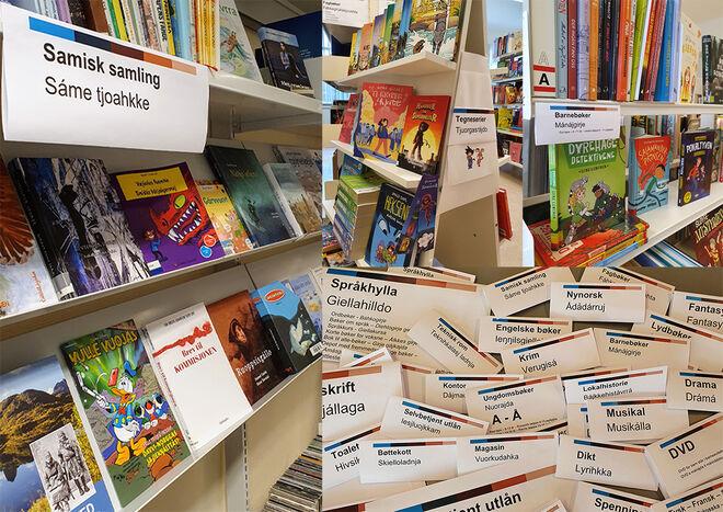 Samisk språkuke på biblioteket