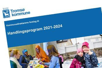 Forside Handlingsprogram 2021 - 2024