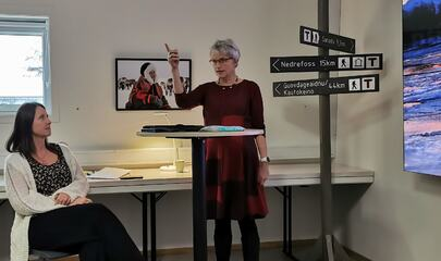 Presentasjon Kristin