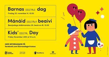 Barnas digitale dag 2020