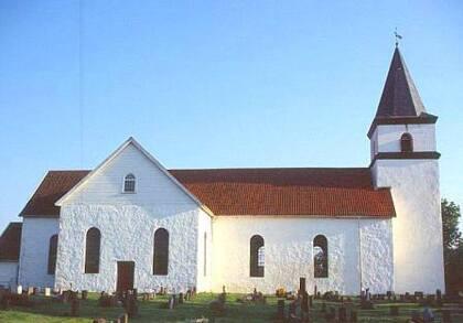 Vanse kirke.