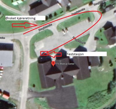 Kjøreretning Covid-19 testing hjemmeside.png
