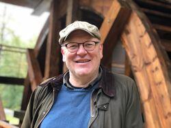 – Bildene i Landbrukskontorets dokumentasjon er til å gråte over, sier Lørenskogs varaordfører Ernst-Modest Herdieckerhoff. Foto: MDG.