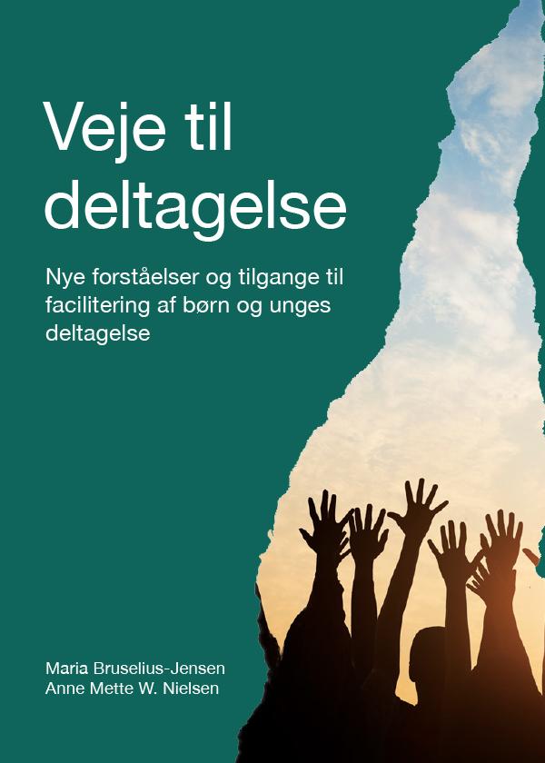 Omslaget til metodeboka Veje til deltagelse