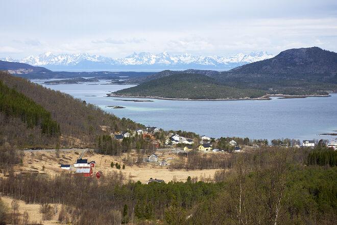Forbedret vannsituasjon i Ulvsvåg. Foto: Svetlana Gracheva
