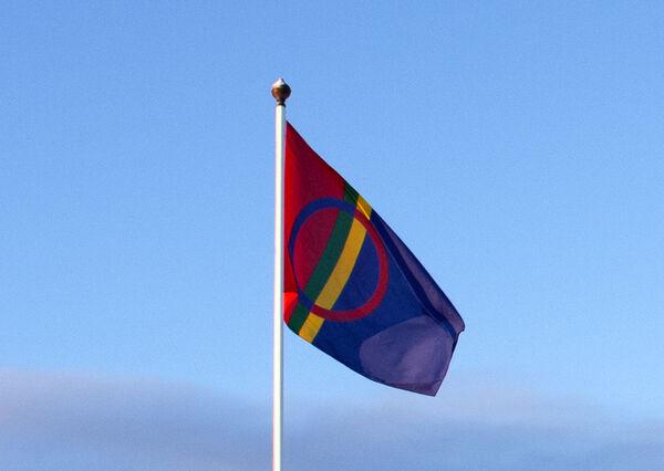 Samisk flag