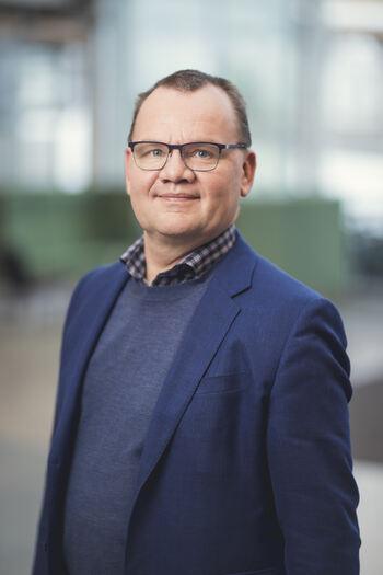 Kommunedirektør Stig Tore Johnsen i Tromsø kommune.