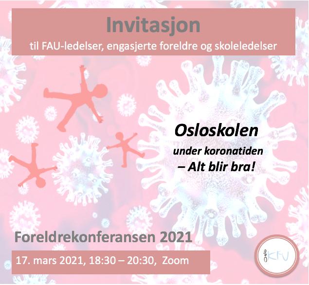 Invitasjon 2021