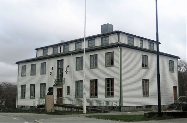 Herredshuset på Vanse.