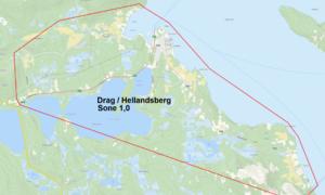 Sonekart Drag Hellandsberg