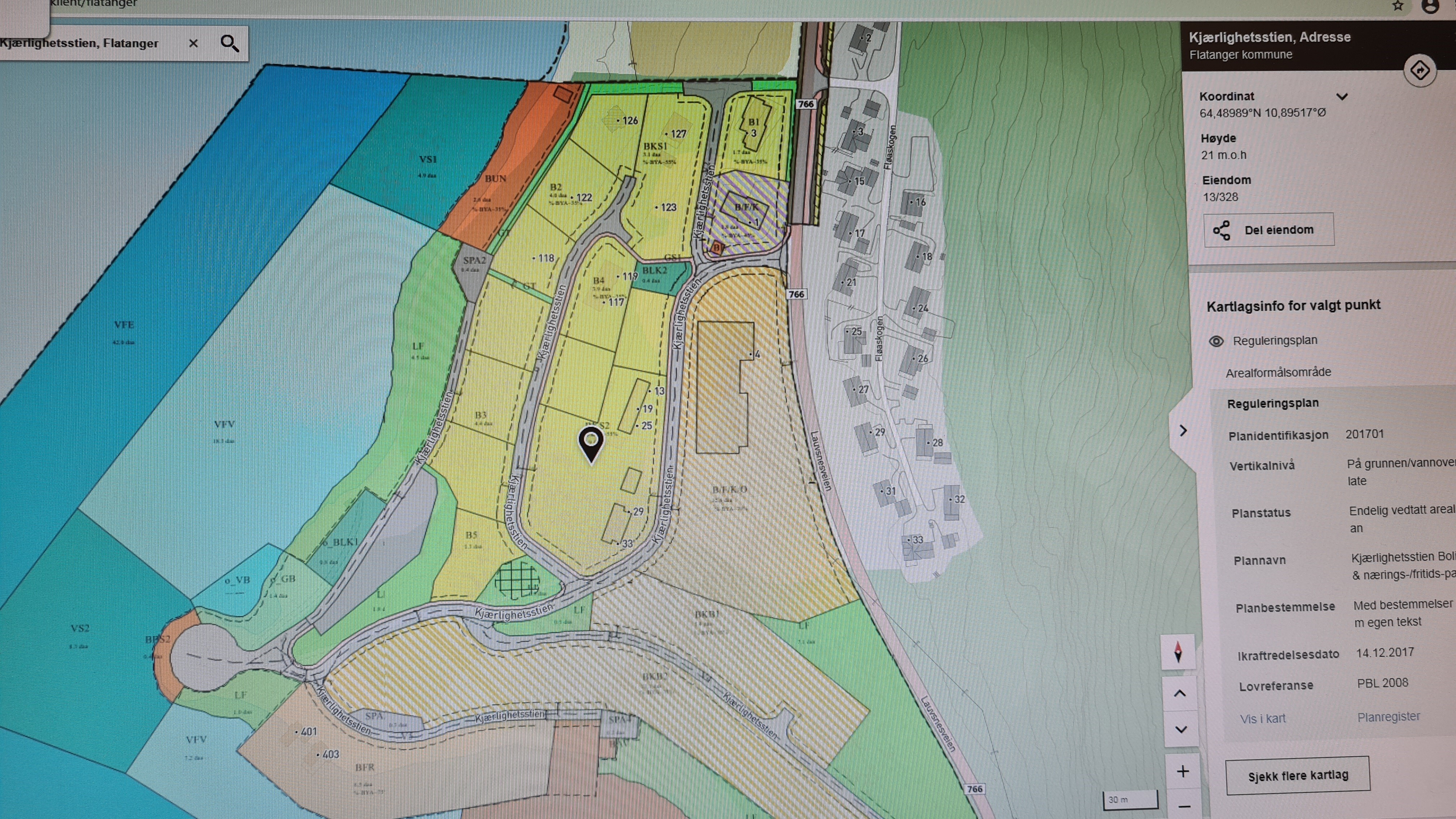 Kommunekart Flatanger.jpg