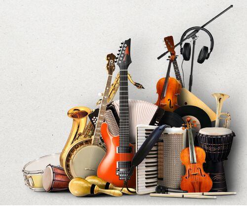Vil du spille et instrument eller lære skape kunst?
