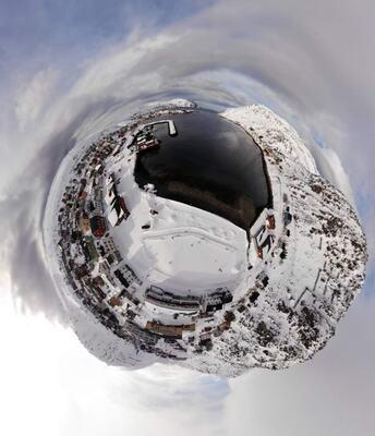 Kjøllefjord. Foto: Tonny Lunnan