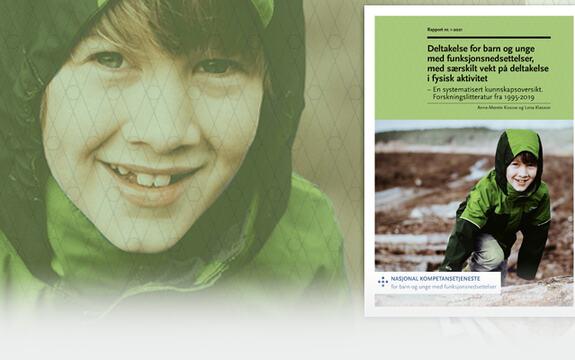 Ingressbilde til artikkel om rapport om barn og unges deltakelse