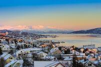 Tromsø mot nord