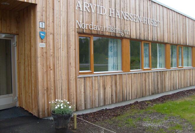 Arvid Hanssen Huset