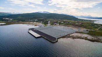 Foto: Tromsø Havn / Kjetil Robertsen