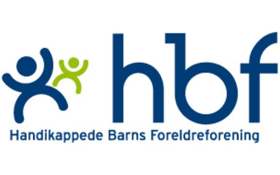 Logoen til Handikappede barns foreldreforening
