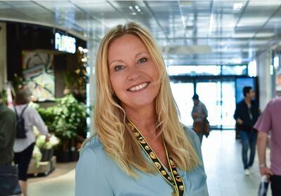Marianne Mevik, senterleder CC Drammen.