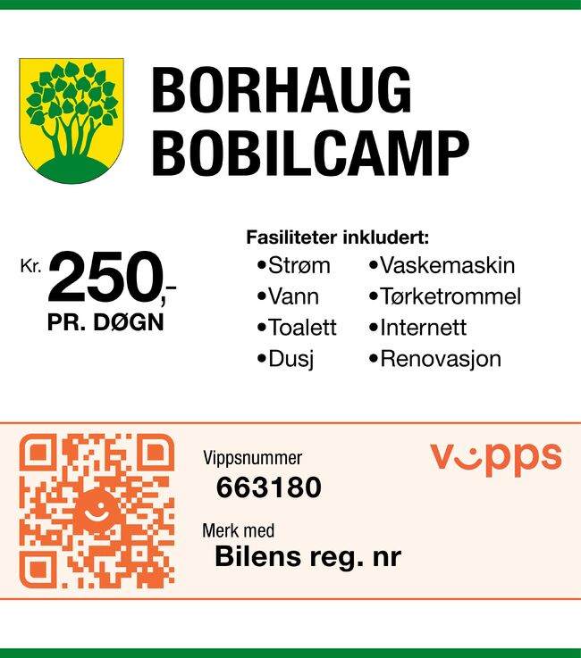 Borhaug Bobilcamp