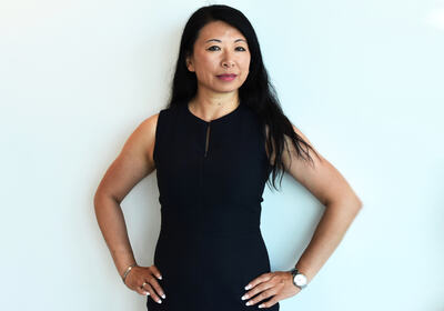 GRÜNDER: Zhongying Kristoffersen bor på Danvik, og startet Lion Healthcare i 2014. Hun har et stort nettverk i hjemlandet Kina.