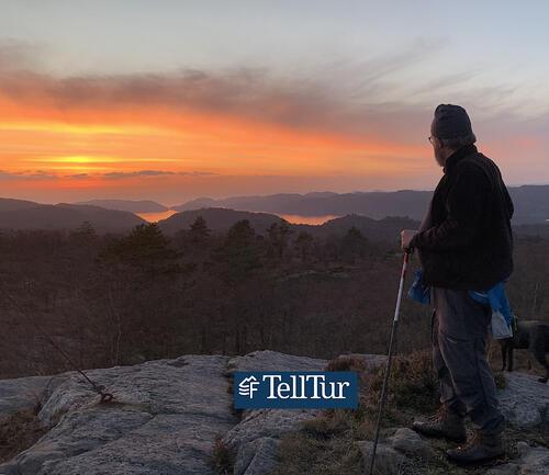 TellTur. Foto: Midt-Agder Friluftsråd