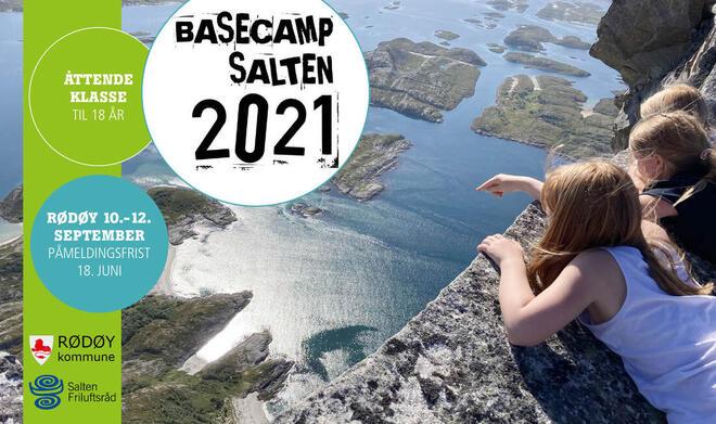 Basecamp Salten 2021, Rødøya