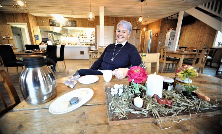 I nye lokaler satser Ingrid Mjelde Gran på servering og utleie basert på kortreist mat-prinsippet på Gran Søndre.