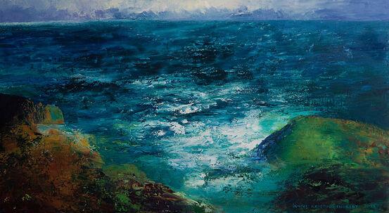 Maleri av Anne Kristine Thorsby