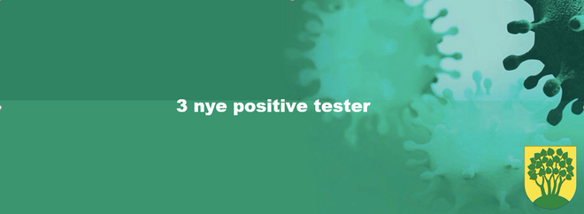 3 positive