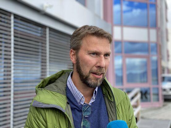 Jonas Holte. Foto: Øivind Arvola