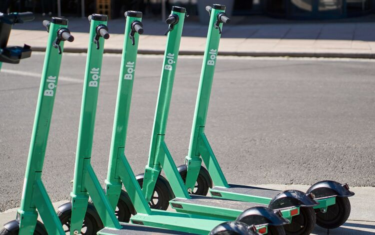Bolt er siste ankomne elsparkesykkel i Drammen.