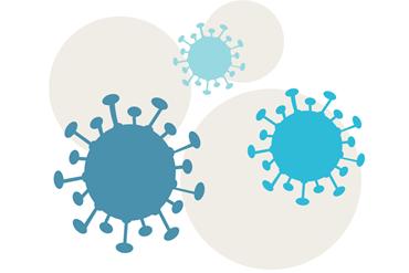 Koronavirus, bilde fra FHI