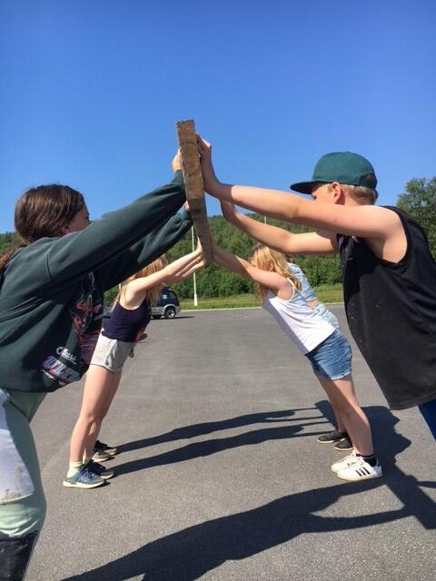 Sommerskole i Dyrøy