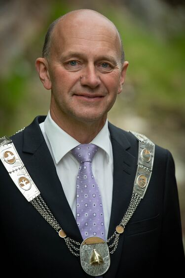 Ordførar Harald Rydland