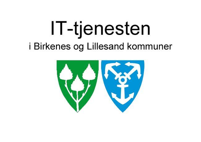 IT-tjenestens logo