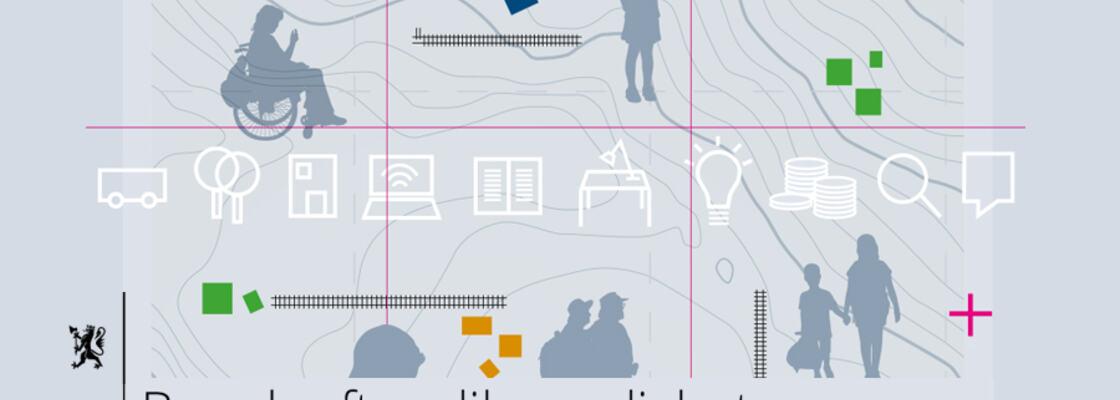 Ingressbilde til artikkel om Bærekraft og like muligheter – et universelt utformet Norge