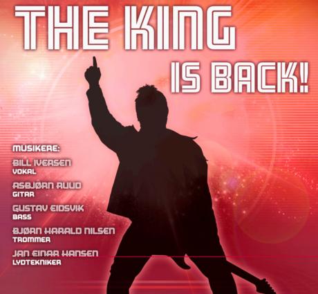 Skjermbilde The King is back