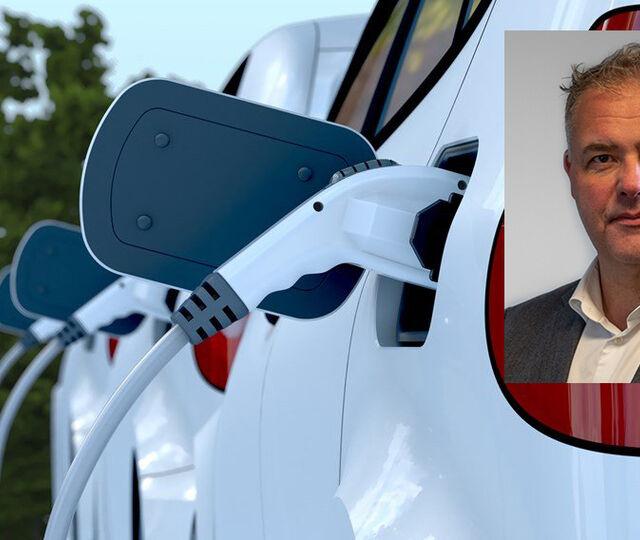 Arnt-Einar Litsheim i Buskerud elbilforening.