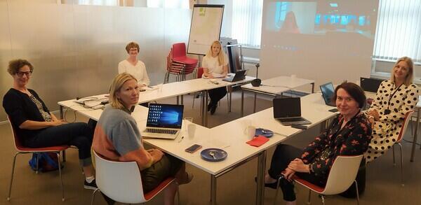 Planlegging av workshops i CORAL-prosjektet