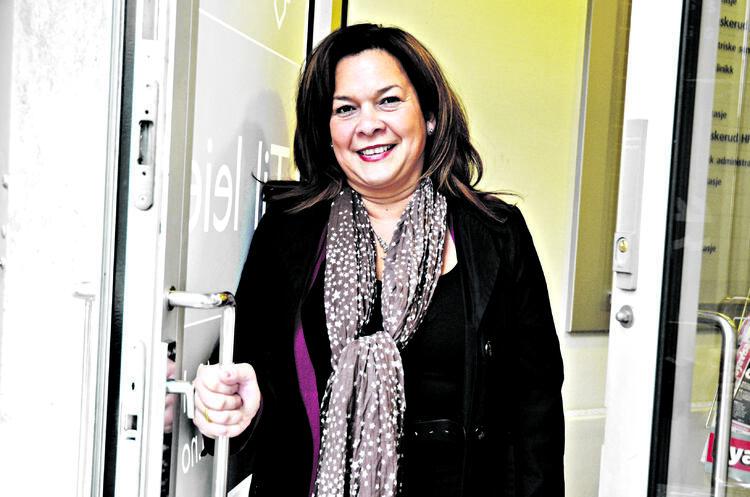 For Jasmin Kvinnenettverk og leder Anne Maria Silver-Harper er Innsikt en riktig arena med tanke på integrering av innvandrerkvinner til norsk næringsliv.
