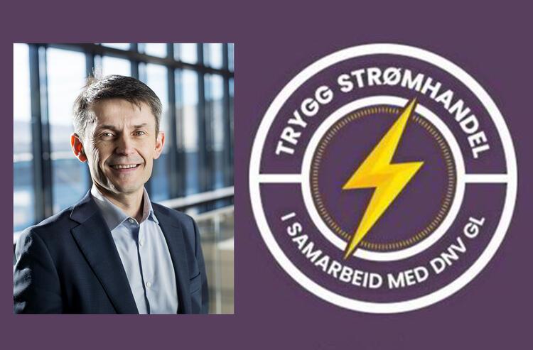 Jan Vidar Thoresen, administrerende direktør i Glitre Energi Strøm.