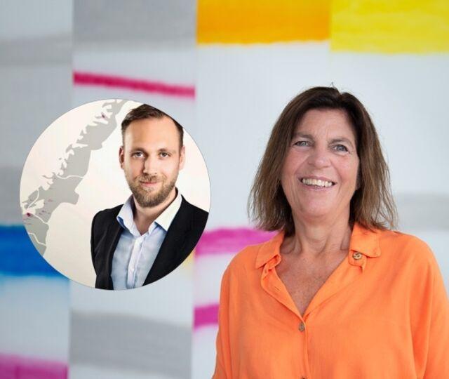 Lasse Moen Hennum har over 15 års erfaring innen salg og ledelse fra privat næringsliv mens Trine Jansen er DNCF-sertifisert Coach, kurs- og foredragsholder. Sammen holder de kurs om salg og strategi.