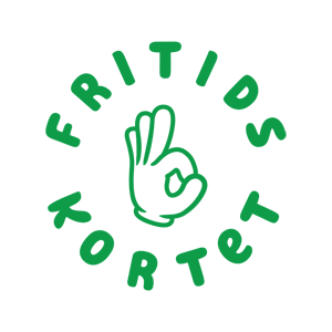 logo til fritidskortet