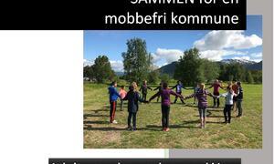 Forside av den lokale partnerskapsavtalen mot mobbing
