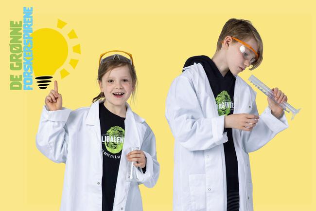 De Grønne Forskerspirene
